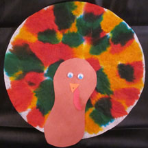 turkey craft