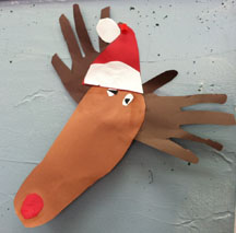 reindeer craft