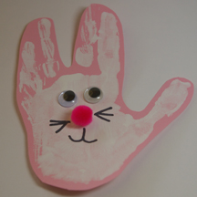 bunny_handprint
